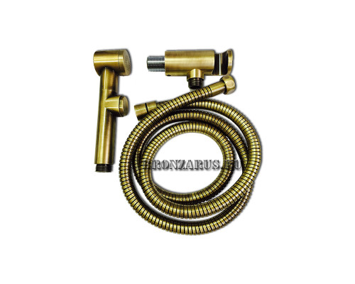 136BBXN Rubinetterie Kit Гигиенический набор, бронза.