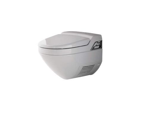 180.100.11.2 (180.100.11.1) Geberit AquaClean 8000 plus Унитаз-биде подвесной с крышкой, керамика, белый.