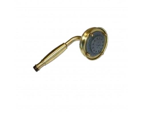 19381DO Bugnatese Ручная лейка, металлическая рукоятка, бронза.