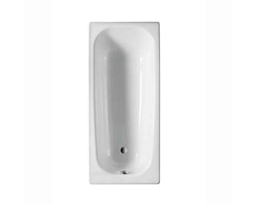 235860000 Roca Contesa Ванна стальная, прямоугольная, сталь 2,4 мм., размер 170x70 см., белая.