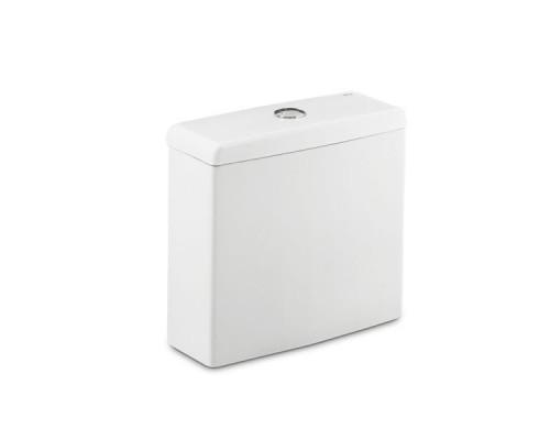 341240000 Roca MERIDIAN Бачок 4,5/3 л., с двойным сливом, цвет белый