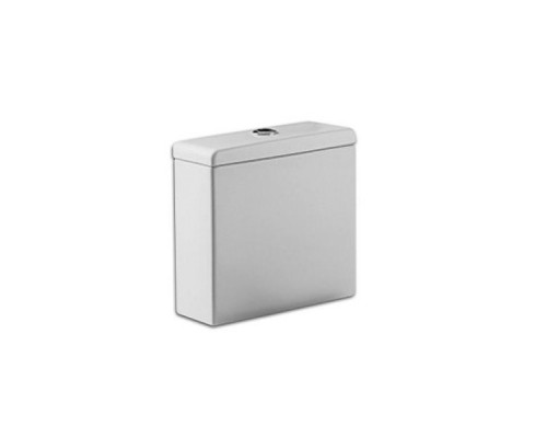 341242000 Roca MERIDIAN COMPACT Бачок 4,5/3 л., с двойным сливом, цвет белый Длина: