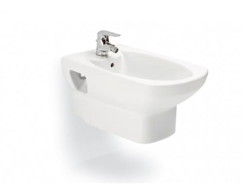 357515000 Roca Dama Senso Биде подвесное, цвет белый
