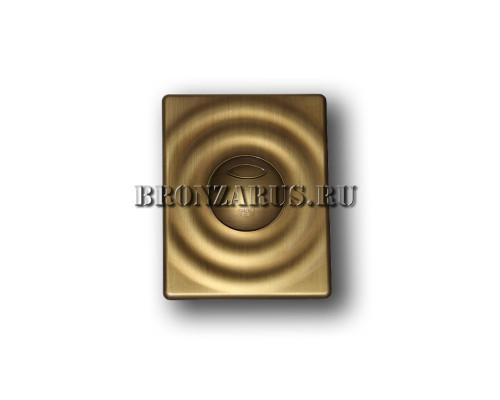 38574BZ Смывная клавиша Grohe Surf, в бронзе