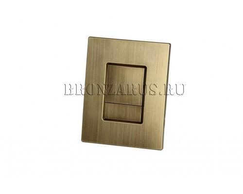 38732 MB Grohe Skate Cosmopolitan Смывная клавиша, в матовой бронзе