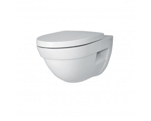 4305B003-0075 Vitra Form 500 Унитаз подвесной с крышкой, санфаянс, белый.
