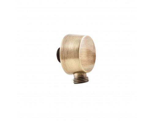 99-090-vot Caprigo Parts Шланговое подсоединения, для душа или гигиенической лейки, цвет бронза.