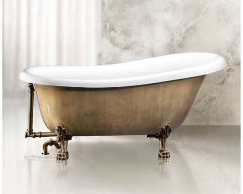 Акриловая ванна 170х80.5 BelBagno BB04-BRN/BIA.