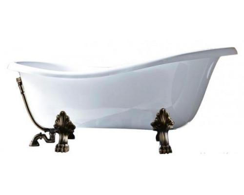 Акриловая ванна Gruppo Treesse EPOCA V5071 170x80 бронза