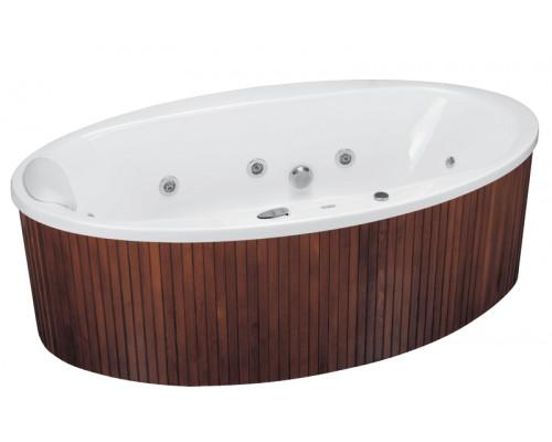 Акриловая ванна  Pool spa Aura 190