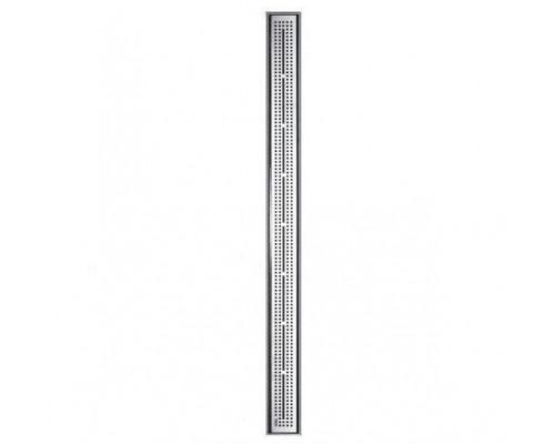 Декоративная решетка TECEdrainline для дренажного канала 150 см