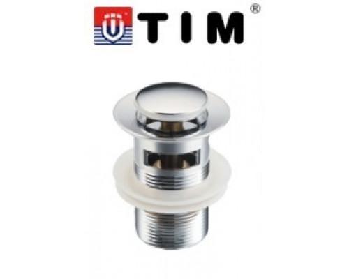 Донный клапан с переливом BAR0801B Tim
