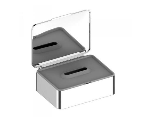 Дозатор для влажных салфеток, хром KEUCO (Plan)