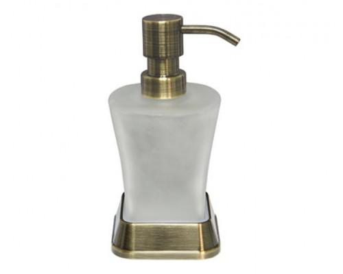 Дозатор для жидкого мыла Wasserkraft Exter K-5599