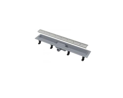 Душевой лоток Alcaplast APZ10-550M Simple водоотводящий желоб для перфорированной решетки