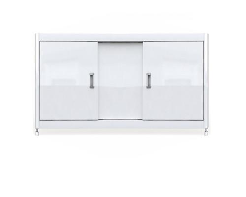 Экран для ванны Emmy Виктория 137 см., цвет белый