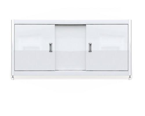 Экран для ванны Emmy Виктория 157 см., цвет белый