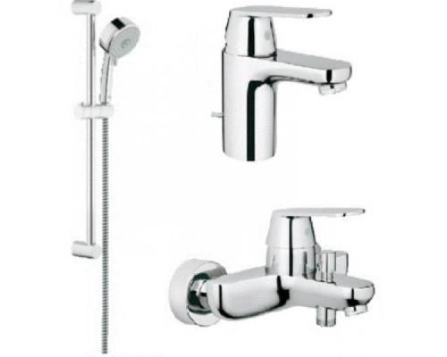 Grohe Eurosmart Cosmopolitan Отличный набор смесителей для ванны 121655