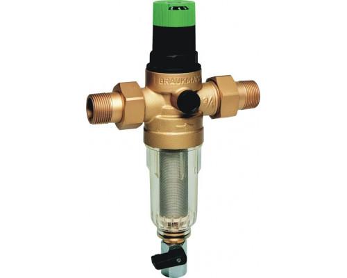 Honeywell FK06 1/2 AA фильтр 100 мк с редуктором давления