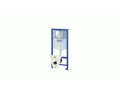 Инсталляция для подвесного унитаза Grohe Rapid SL 38750 001 (38750001) (комплект 4 в 1)