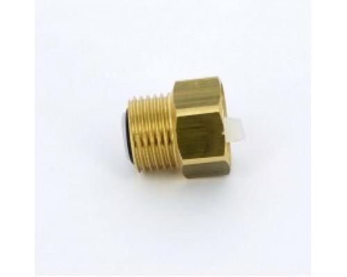 Клапан воздухоотводчика 1/2 х 3/8 (00402080) EMMETI