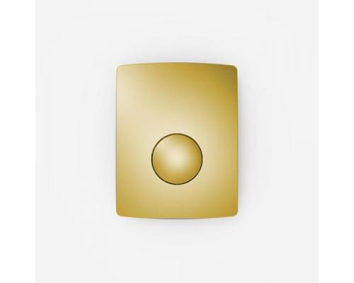 Клавиша смыва Sanit 16.064.88.0000gold золото