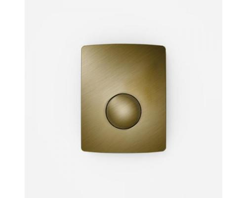 Клавиша смыва Sanit 16.064.D2.0008br бронза