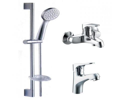 Комплект Bravat Eco F00313C для ванной комнаты 3 в 1