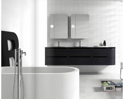 Комплект мебели для ванной комнаты Berloni Bagno Memphis 08