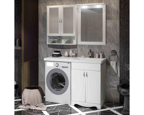 Комплект Opadiris Клио R 56 цвет белый матовый
