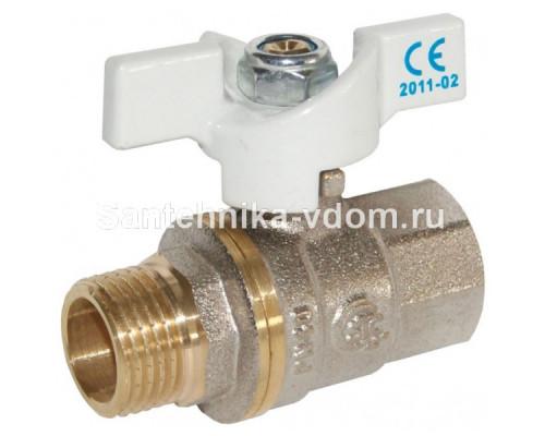 Кран шаровый  STC  ф 25 г/ш баб. (20)