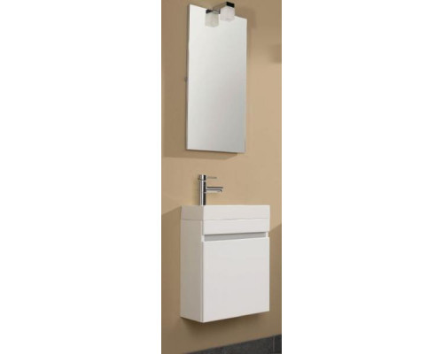 Мебель для ванной Gorenje Bonsai 40 белый глянец