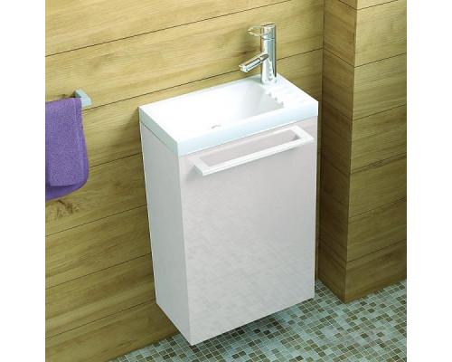 Мебель для ванной комнаты ASTRA-FORM Мини 40 белый