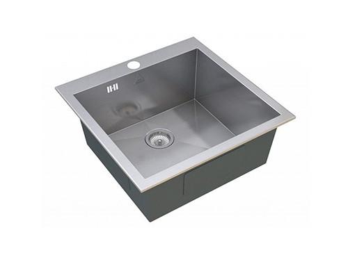 Мойка для кухни CLOVA ZorG SH X 5151 цвет нержавеющая сталь