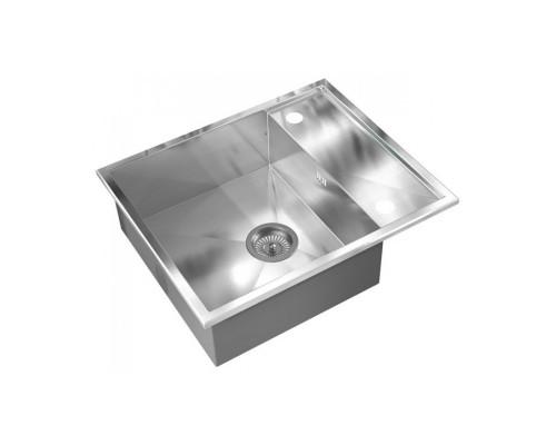 Мойка для кухни DIVA ZorG SH X 6050 цвет нержавеющая сталь