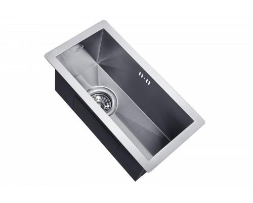 Мойка для кухни ZorG AX-2344 цвет нержавеющая сталь