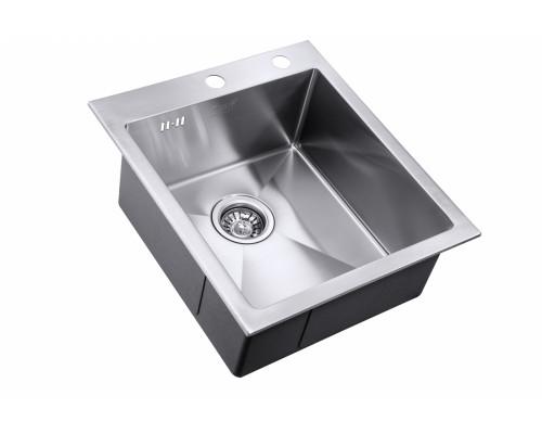 Мойка для кухни Zorg RX-4551 нержавеющая сталь