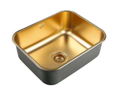 Мойка для кухни ZorG SZR 5343 BRONZE цвет бронза