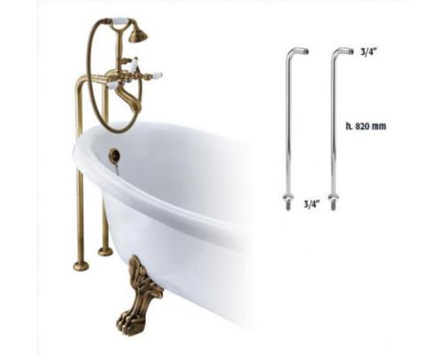 Ножки смесителя для ванны Nicolazzi 5574DB