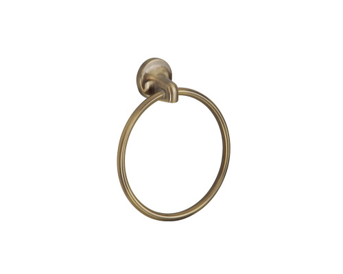 OSC-5223.BR Veragio Oscar Кольцо для полотенец, бронза.