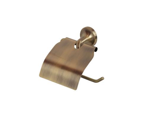 OSC-5281.BR Veragio Oscar Бумагодержатель закрытый, с крышкой в бронзе.