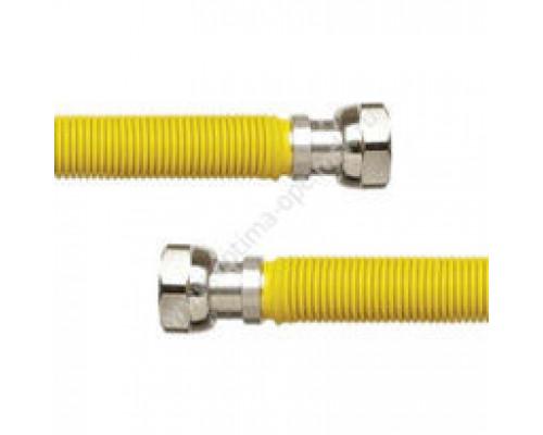 Подводка д/газа EMIFLEX (желтый) 1/2 г/ш 290-520