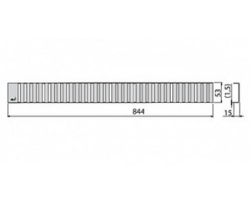 Решетка Alca Plast LINE-850
