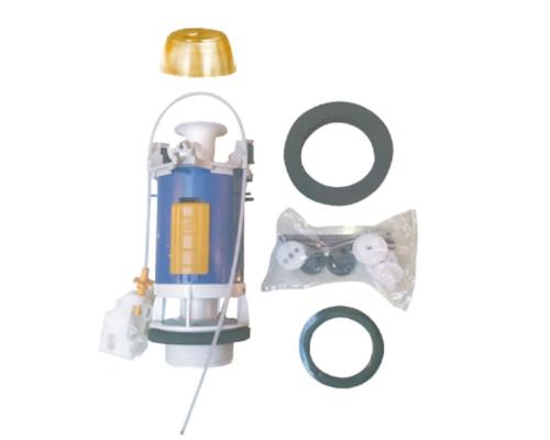 RICAMBI Migliore Сливной механизм механический с кнопкой в золоте
