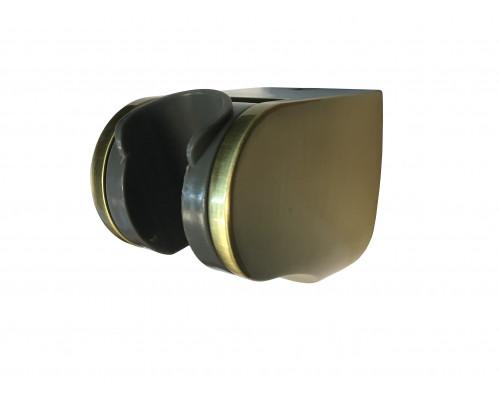 SD80 Sanartec Держатель для ручного душа, пластик, бронза.