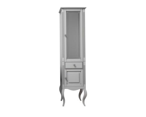 Шкаф-пенал Opadiris Лаура 45 R цвет белый матовый