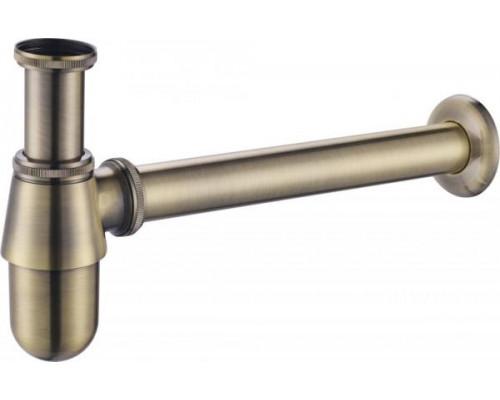 Сифон для раковины Cezares Articoli Vari CZR-SB3-02 бронза