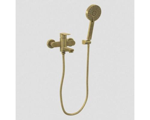 Смеситель Bennberg 130212 для ванны, бронза