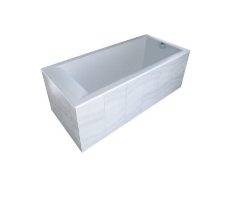 Ванна 150x70 Astra-Form Нейт цвет белый