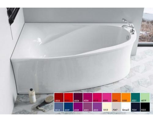Ванна 170x105 Astra-Form Селена левая в цвете RAL
